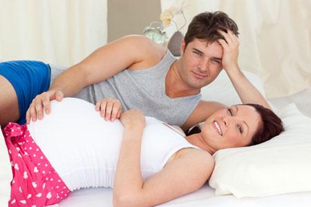 секс мама беременна: